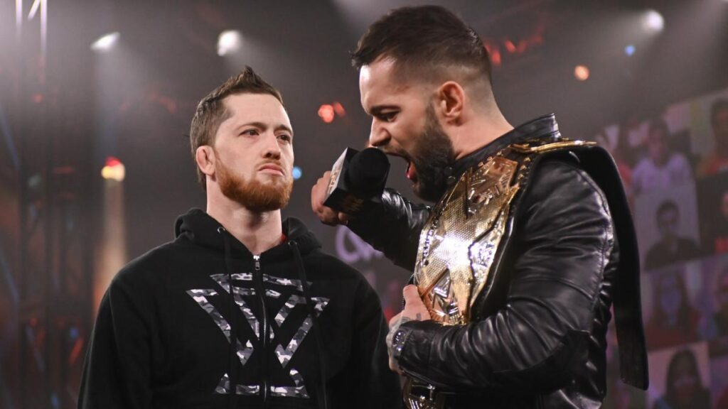 Balor v O'Reilly - WWE.com