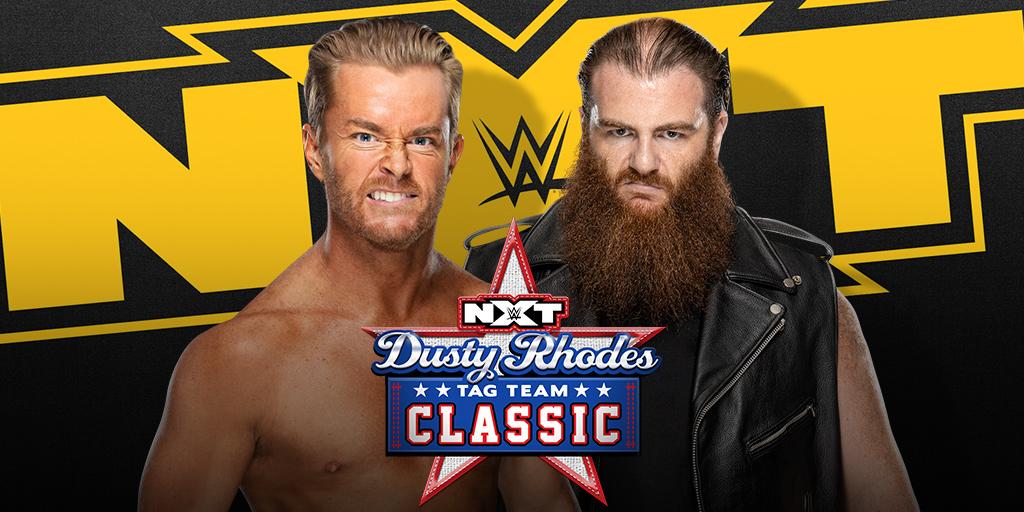 Maverick and Dain - WWE.com
