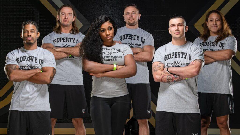 WWE December Rookie Class - WWE.com