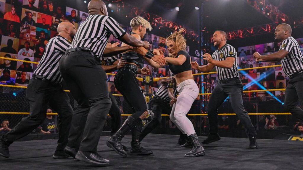 Ribley v González - WWE.com