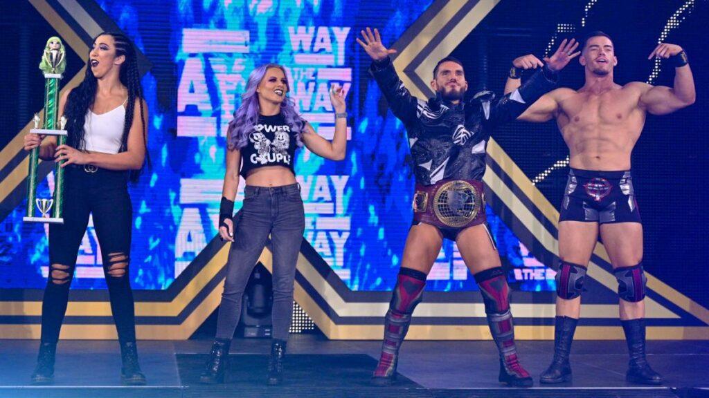 The Way - WWE.com