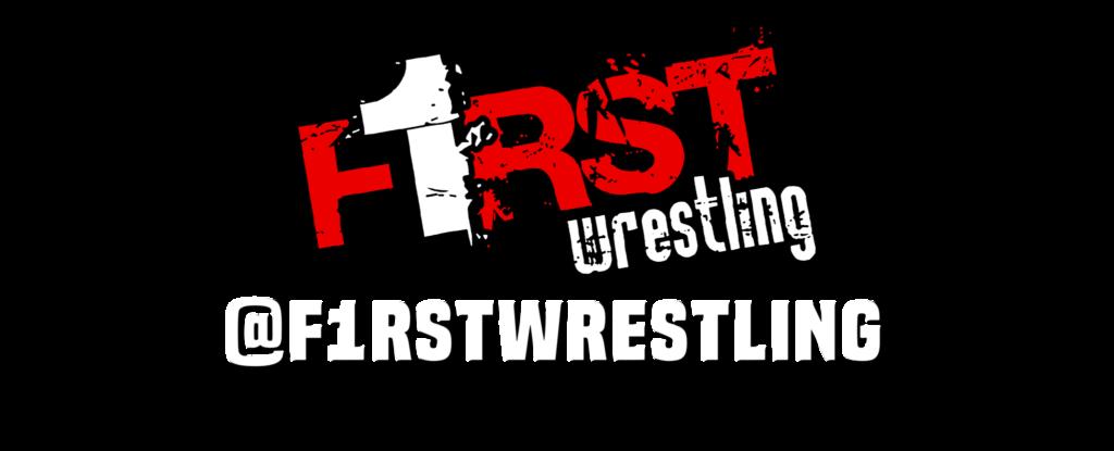 Logo for F1RST WRESTLING